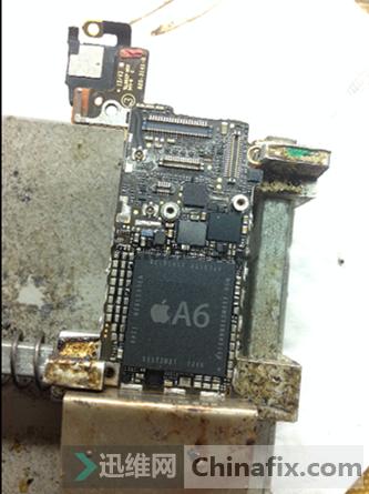 IPhone5重植A6 CPU方法