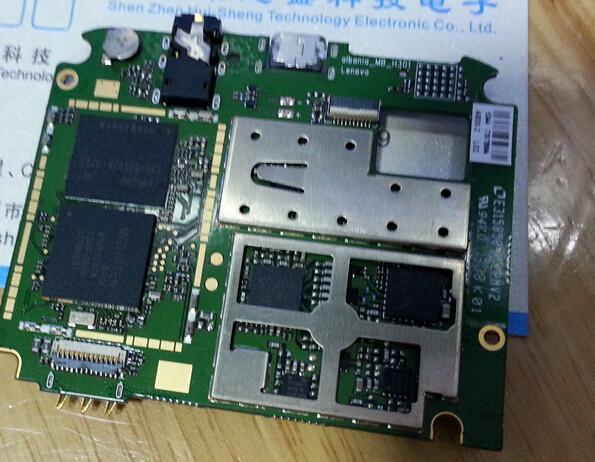 联想A800不充电维修