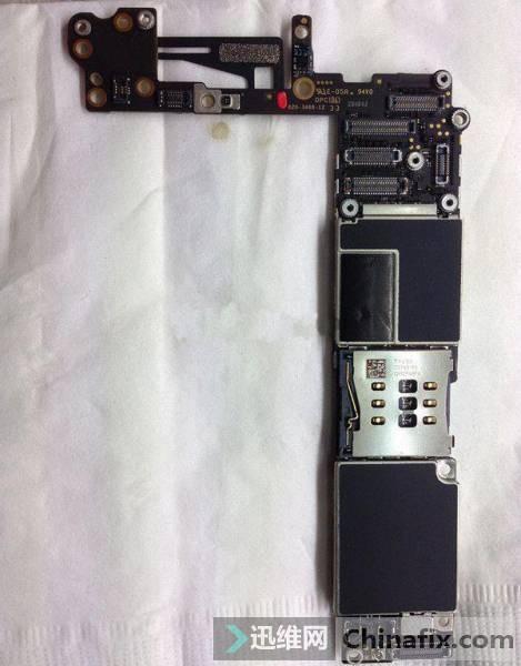 IPhone6进水了维修