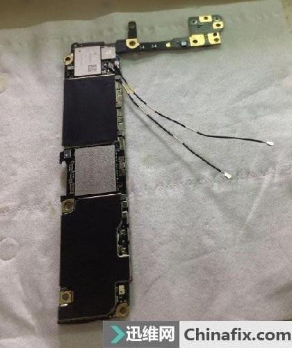 iphone6s 硬盘升级扩容一例