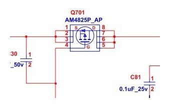 首发东芝笔记本M216保护隔离维修一例