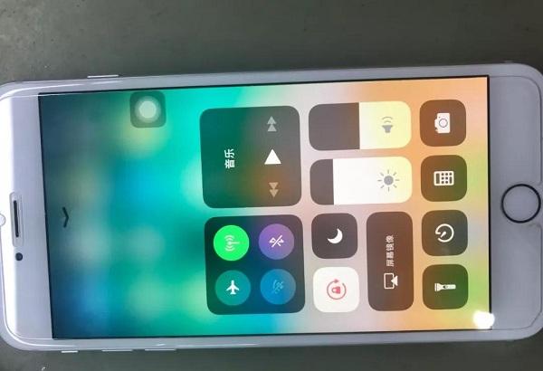 iPhone6 Plus手机WiFi图标变灰故障维修