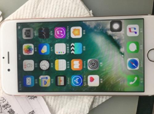 iPhone6S手机无触摸故障维修