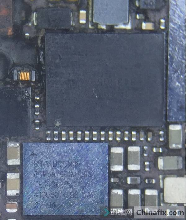 苹果iPhone6手机触摸失灵非常规维修案例