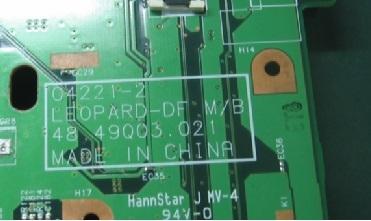 迅维实地维修报告:纬创LEOPARD-DF全板供电维修经过