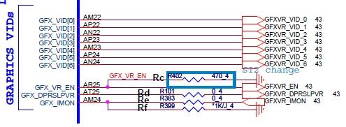 解开 isl95831 是如何开启 vr2(集成显卡电压) 之谜