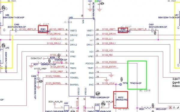 联想B460不定时掉电故障维修案例