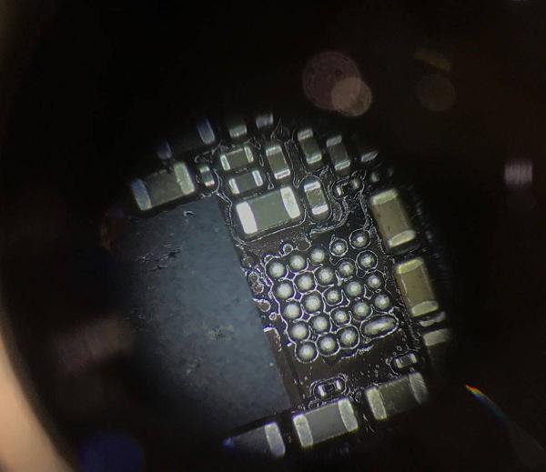 iPhone7升级系统失败白苹果重启,刷机报错-1故障维修