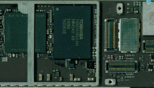 iPad5按开机键没反应,黑屏不开机维修