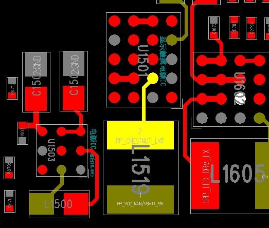 iPhone6 Plus手机开机黑屏不显示维修 图2