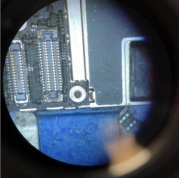 iPhone6手机不显示维修