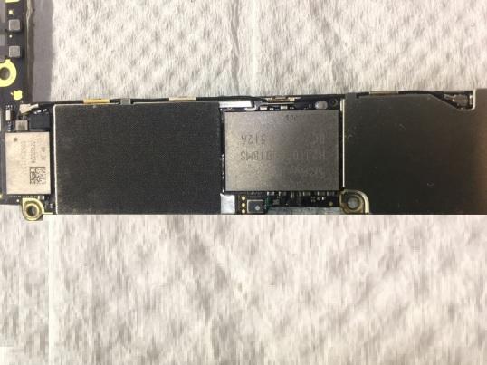 iPhone6手机前后摄像头无法使用,黑屏打不开维修 图4