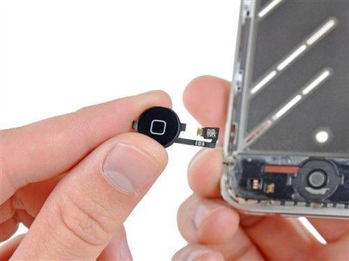 iPhone4手机Home键更换步骤解析(一)