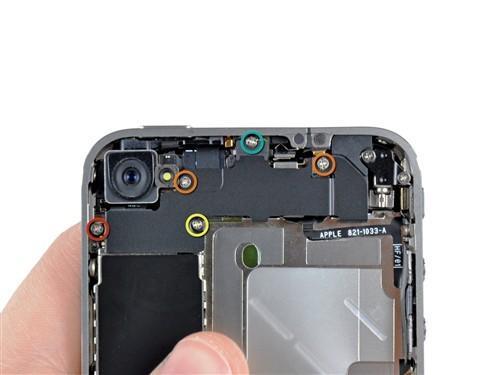 iPhone4手机Home键更换步骤解析(三)